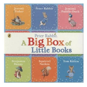 PETER RABBIT Big Box Of Books