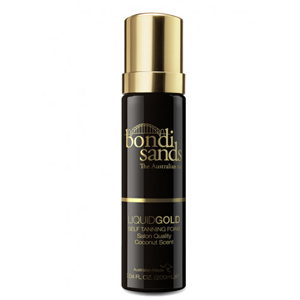 BONDI Sands Self Tan Foam Liquid Gold 200ml