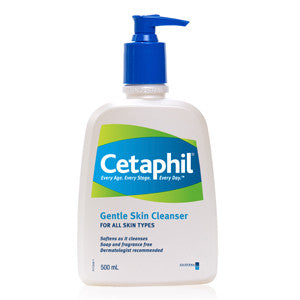 CETAPHIL Cleansing Lotion Pump 500ml