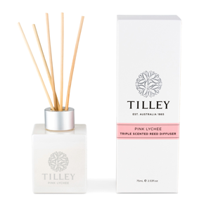 TILLEY Pink Lychee Reed Diffuser 150ml