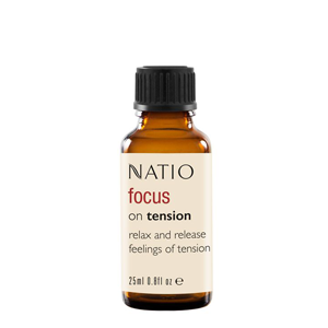 NATIO Focus Tension Oil Blend 25ml