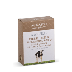 MOOGOO Soap Buttermilk 130g