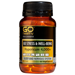 GO HEALTHY Stress & Well Being Cap 60