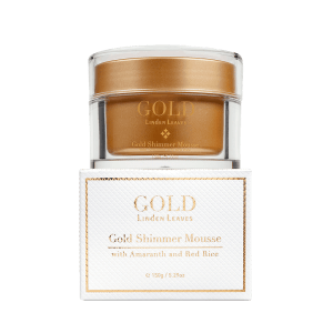 LINDEN LEAVES Gold Shimmer Mousse 150g