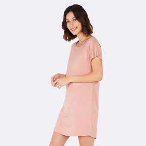 BOODY Goodnight Nightdress Dusty Pink