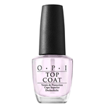 OPI Nail Lacquer Top Coat 15ml