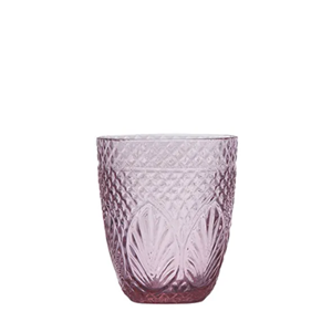 FRENCH COUNTRY Vintage Pink Tumblers Set/6