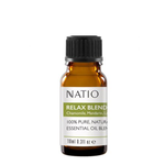 NATIO Essential Oil Blend Relax 10ml