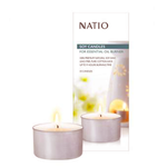 NATIO Soy Candle for Oil Burner 10pk