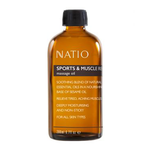 NATIO Massage Oil Sports & Massage 200ml