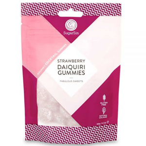 HERB & SPICE MILL Strawberry Daquiri Gummie 100gm
