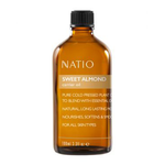 NATIO Carrier Oil Sweet Almond 100ml