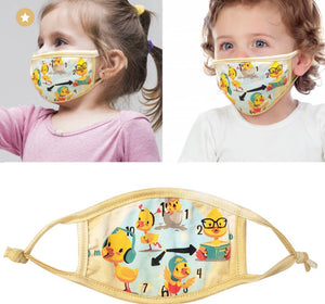 Toddler Duck Face Mask