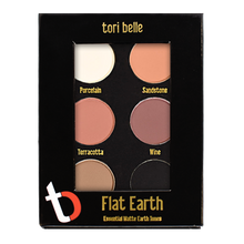 Load image into Gallery viewer, Flat Earth Eyeshadow Palette