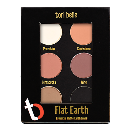 Flat Earth Eyeshadow Palette