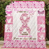 Breast Cancer Survivor Quilt
