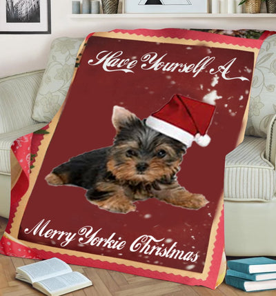 LIMITED EDITION YOKIE FLEECE BLANKET