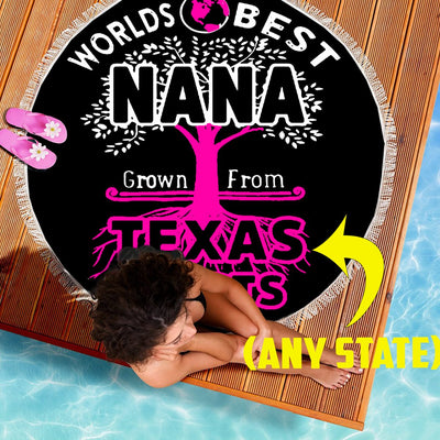 PERSONALIZED WORLDS BEST NANA