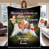 "Mother's Love Blanket  ""Mommy"""