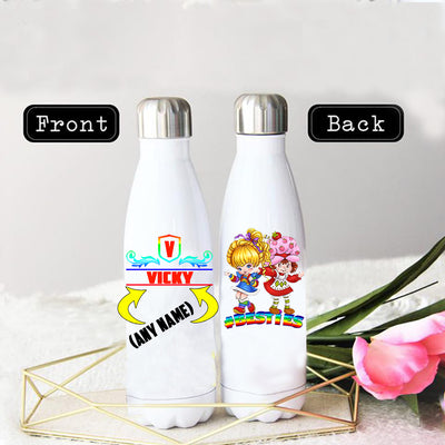 PERSONALIZED BESTIES STAINLESS STEEL THERMAL BOTTLE
