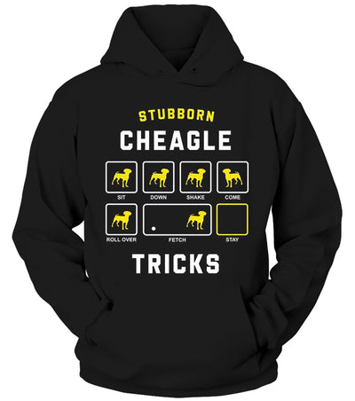 STUBBORN DOG Cheagle