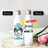 PERSONALIZED CERVICAL CANCERS AWARENESS THERMOS BOTTLE