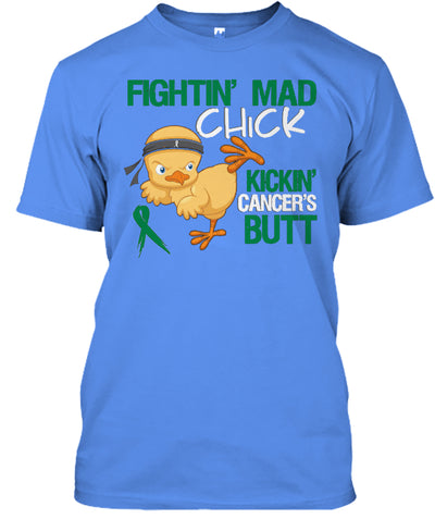LIVER CANCER FIGHTING CHICK