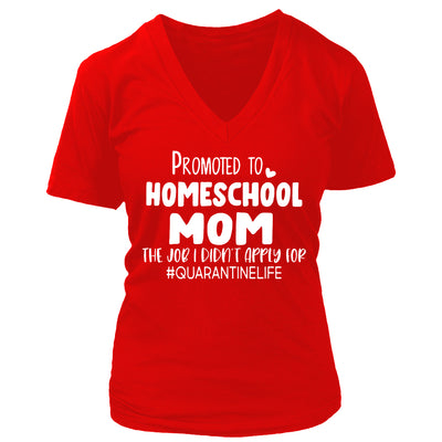 Promoted to Home School Mom