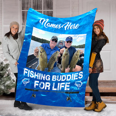 Fishing Buddies For Life