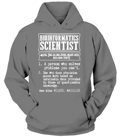Bioinformatics Scientist