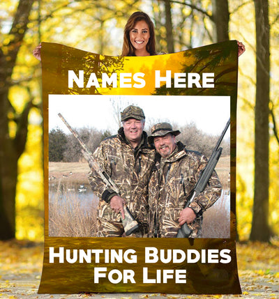 Hunting Buddies For Life