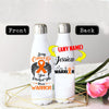 PERSONALIZED KIDNEY CANCERS AWARENESS THERMOS BOTTLE
