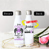 PERSONALIZED ALL CANCERS AWARENESS THERMOS BOTTLE