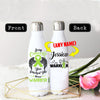 PERSONALIZED LYMPHOMA CANCERS AWARENESS THERMOS BOTTLE