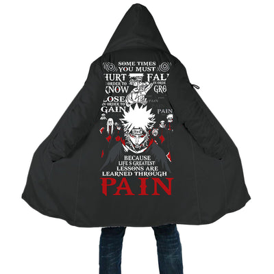 LIMITED EDITION NARUTO CLOAK