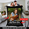 Personalized Chicken Blanket