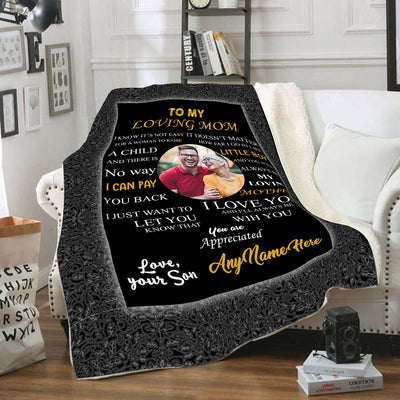 Mother's Love Blanket