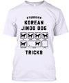 STUBBORN DOG Korean Jindo