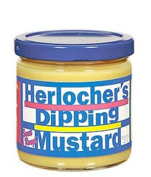 Herlocher's Dipping Mustard 8 oz jar