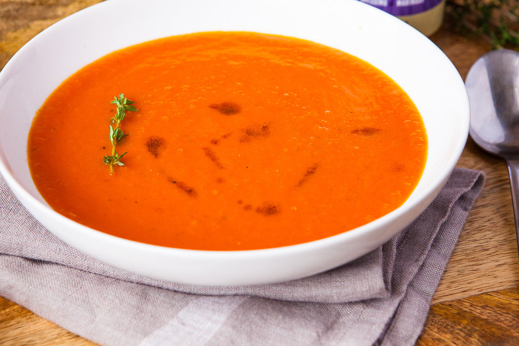 Balsamic Tomato Soup