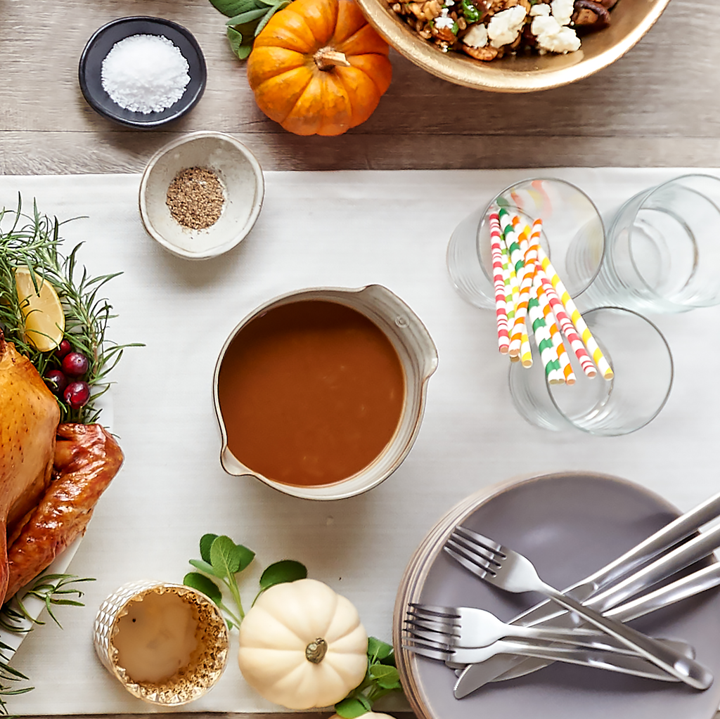8 Thanksgiving Table Setting Ideas