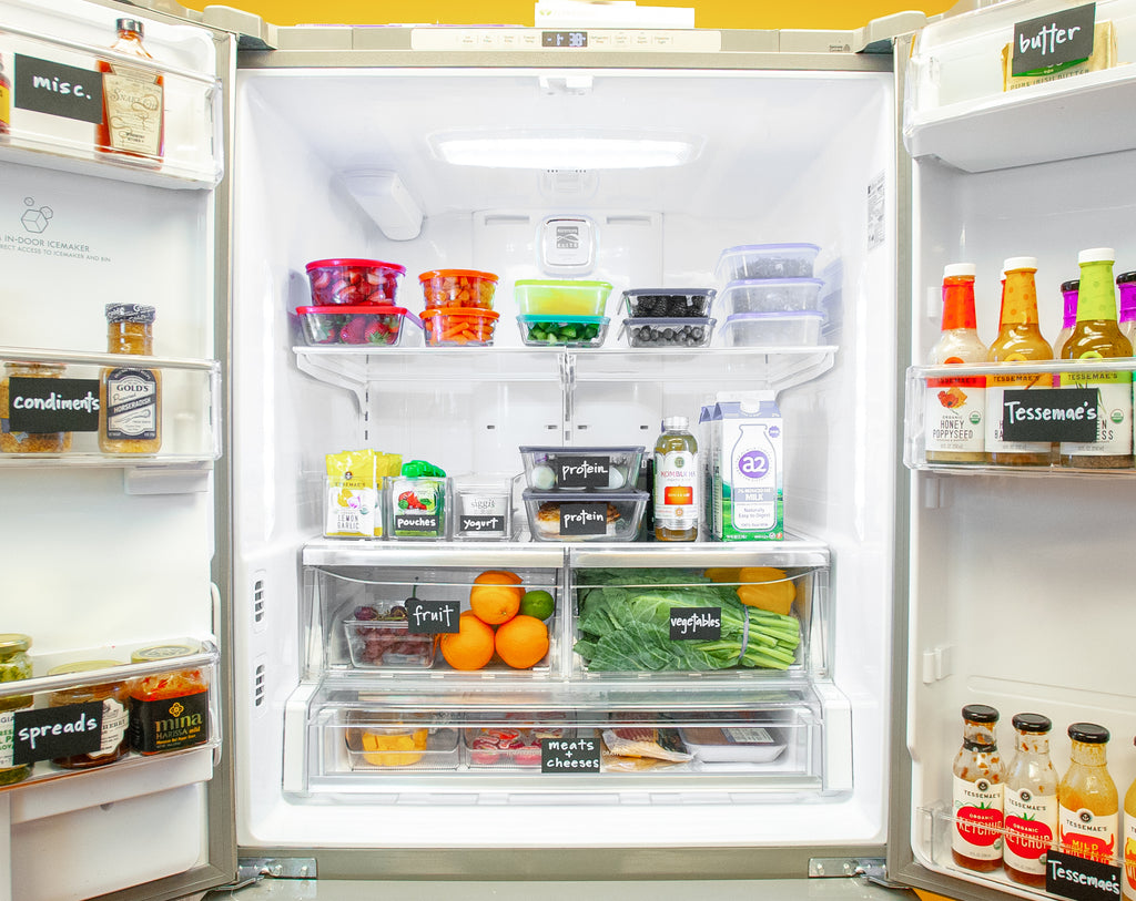 Refrigerator Refresh: 5 Tips to Spring Clean Your Fridge to Eat Healthier