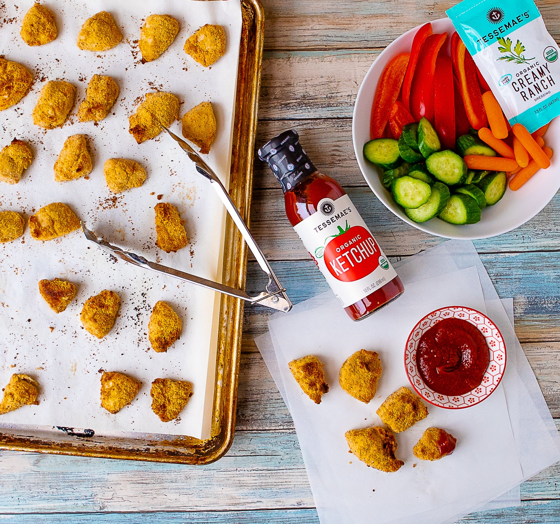 Nuggets Blog: Tessemae's All Natural Recipe Blog