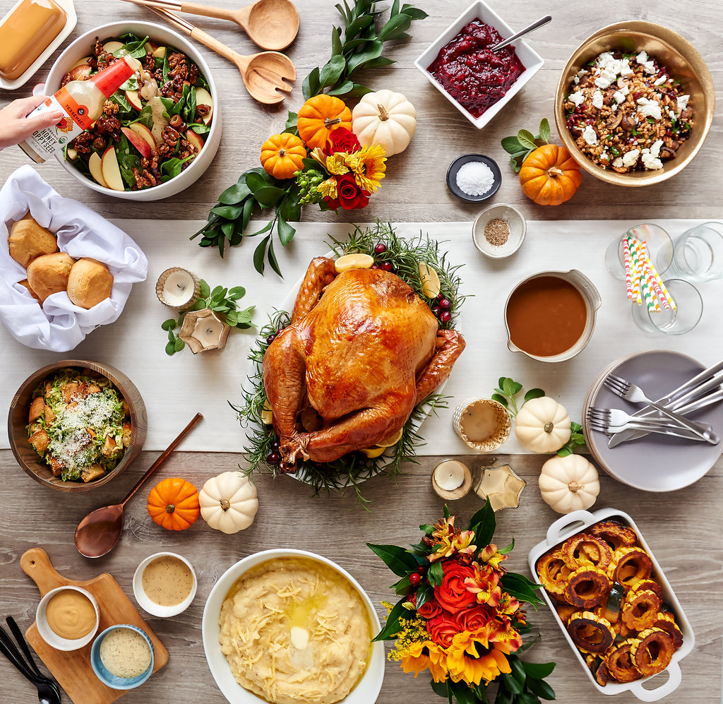 Your Thanksgiving Meal Planner!