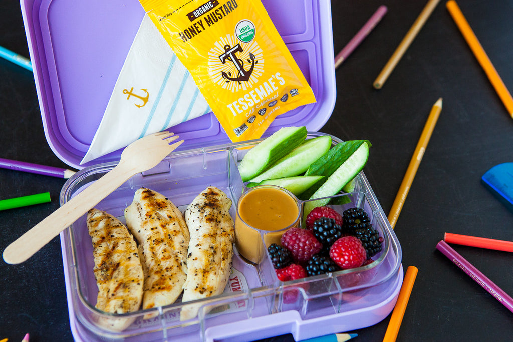 Back-To-School Lunch Inspiration