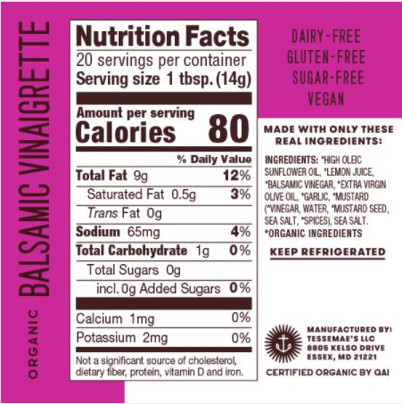 Whole 30 Master Kit 2 - Tessemae's All Natural