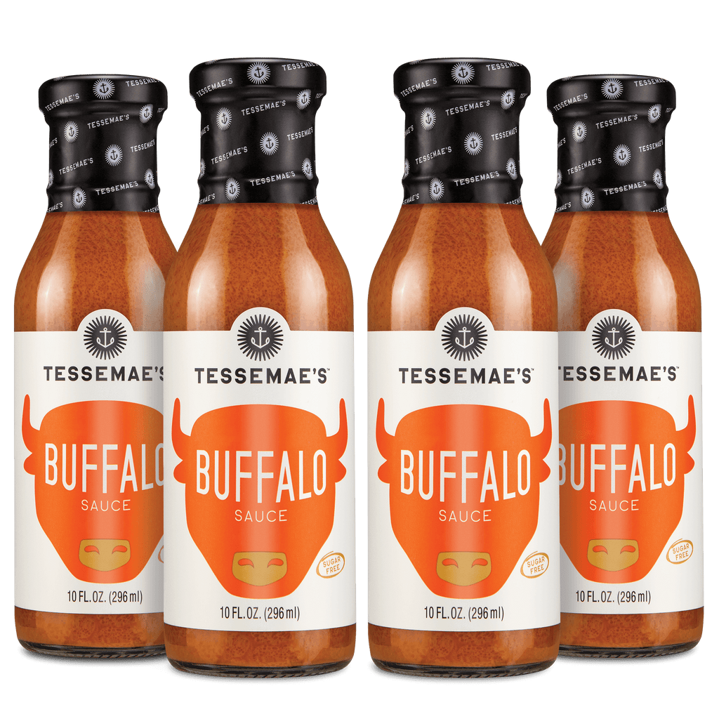 Buffalo Sauce Pack - Tessemae's All Natural
