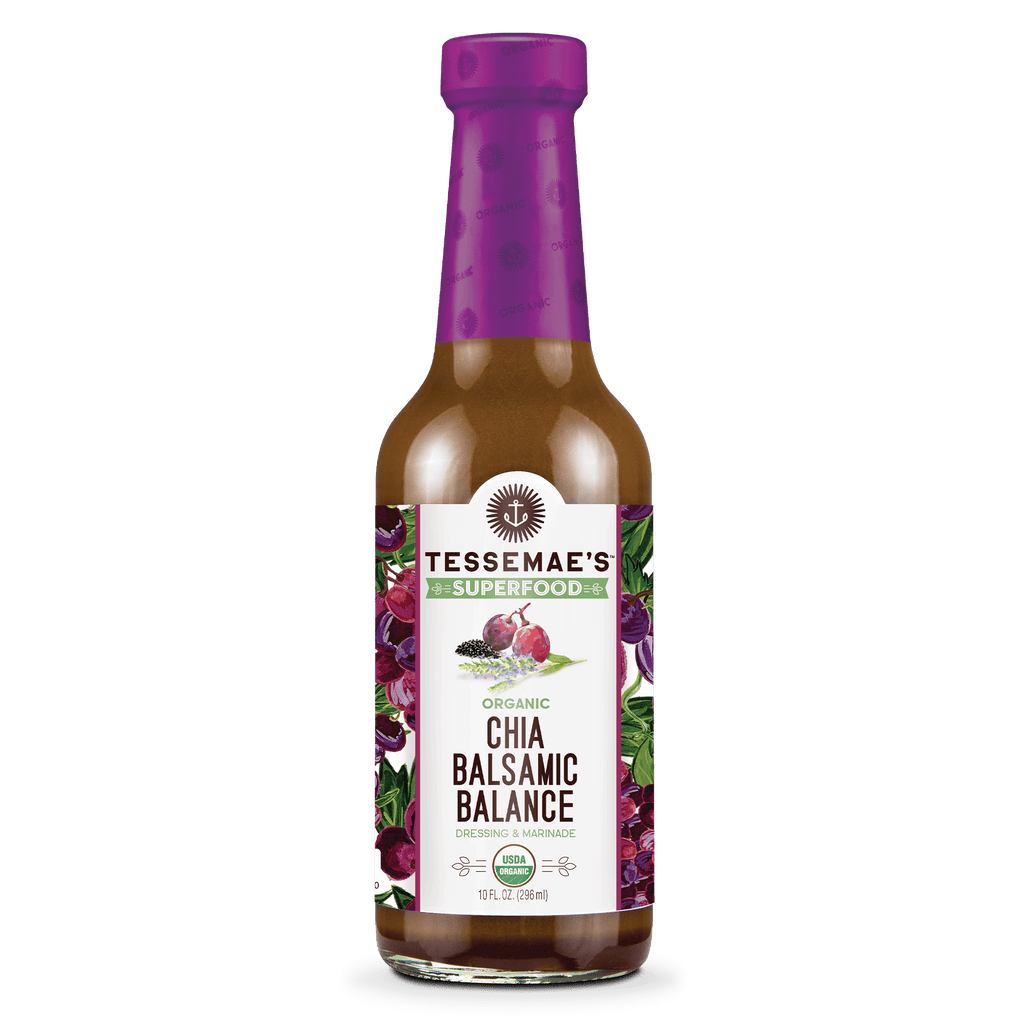 Organic Chia Balsamic Balance - Tessemae's All Natural