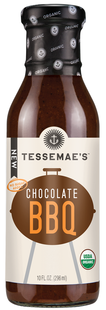 Organic Chocolate BBQ - Tessemae's All Natural