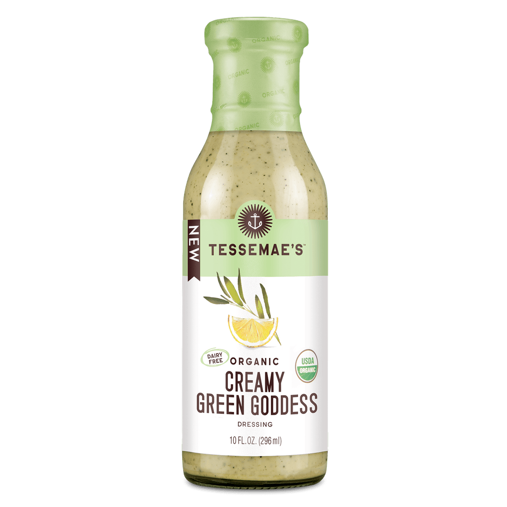 Creamy Green Goddess - Tessemae's All Natural